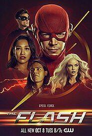 Флэш 6 сезон смотреть онлайн